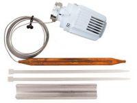 Головка термостатическая HERZ 7420 с накладным датчиком 1742006 (008418)
