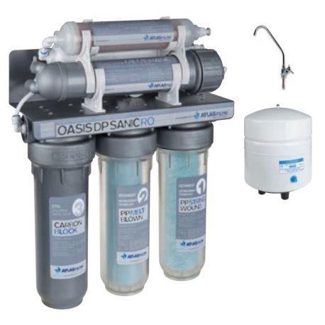 Система обратного осмоса Atlas Filtri OASIS DP SANIC STANDARD с минерализатором (SE6075312)