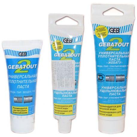 Паста для паковки Gebatout 2 тюбик
