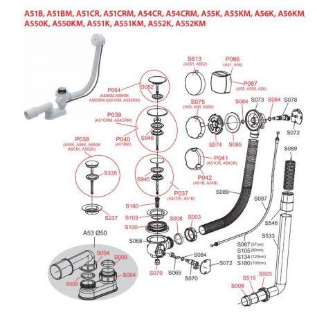 Alcaplast S160