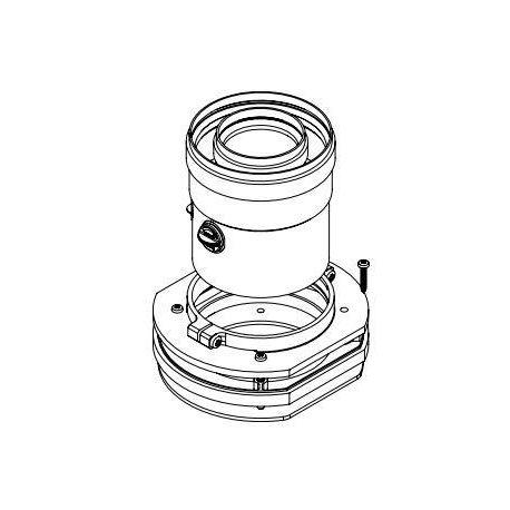 Адаптер підключення до котла, D60/100 мм (входить в комплект AZ 395) AZ 397 (7736995075)