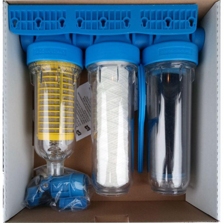 Atlas filtri hydra rainmaster trio 1 2 for Atlas filtri anticalcare