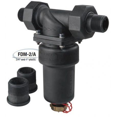 """Магнитный фильтр грязеуловитель Atlas Filtri FDM-2/A  3/4""""-1"""" (RE6170120)"""