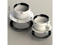 Комплект распределительного ПО/ГВ для конденсационных котлов d80/80 GROPPALLI S.R.L. (BB11120)