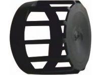 Конечный элемент для трубы к котлу диаметром 80 из углепластик