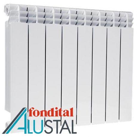 Fondital Alustal 500/100 10 секций