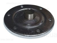 Zilmet 1910030001 фланець верхній нержавіюча сталь 200-300л