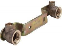 """Viega GmbH Планка для змішувача d18 x 1/2"""" В (бронза) 94476 (108021)"""