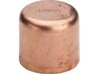 Viega GmbH Заглушка d22 (мідь) 95301 (102951)