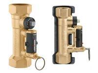 """Caleffi балансувальний клапан з витратоміром 1/2"""" 2-7л/хв (132402)"""